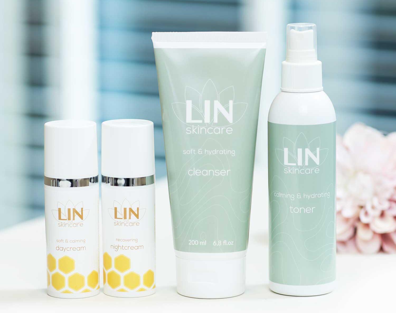 LIN Skincare, huidverzorging online bestellen
